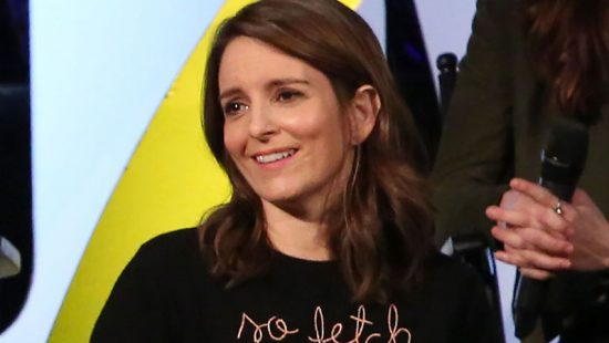 Tina Fey attends the 'Mean Girls' panel at BroadwayCon