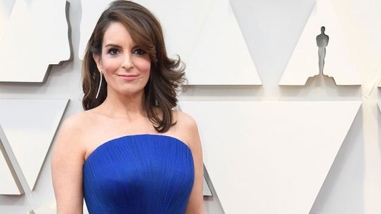 Tina Fey attends the 91st Academy Awards