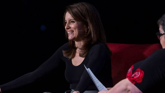Tina Fey at The Richmond Forum's Funny You Should Ask Conversation