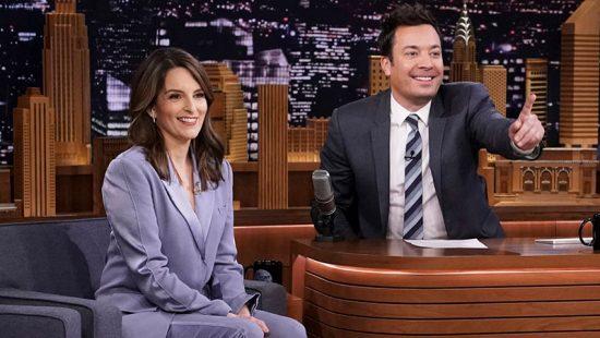 Sneak Peek: Tina Fey on 'The Tonight Show Starring Jimmy Fallon'