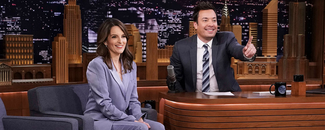 """Tina Fey to be a guest on The Tonight Show's """"At Home"""" segment"""