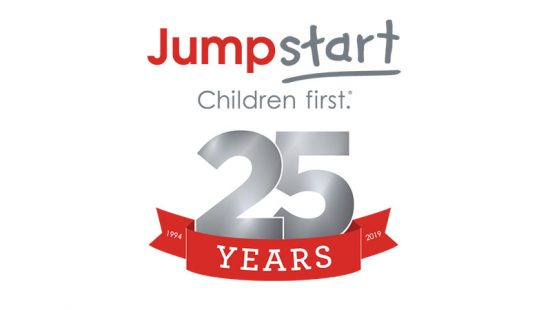 Jumpstart Honors Tina Fey as Part of 25th Anniversary Celebration