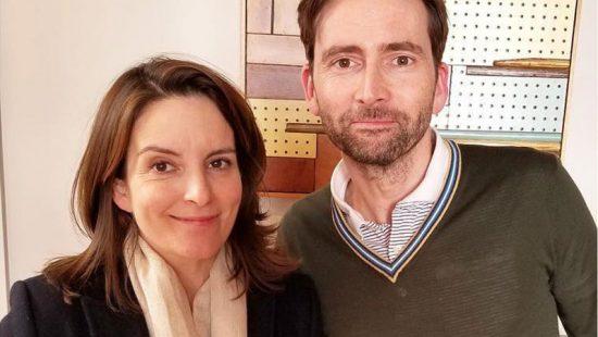 David Tennant Podcast: Tina Fey Talks 'Saturday Night Live', Politics and More