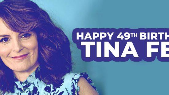 Happy Birthday, Tina!