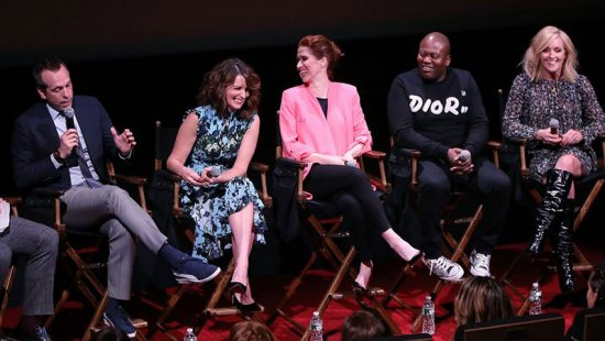 Tina Fey announces 'Unbreakable Kimmy Schmidt' interactive special