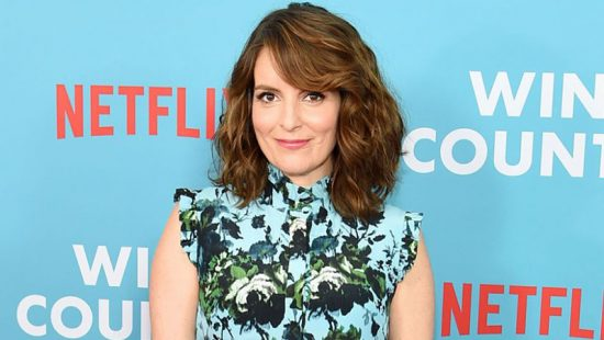 Tina Fey attends the World Premiere of 'Wine Country'