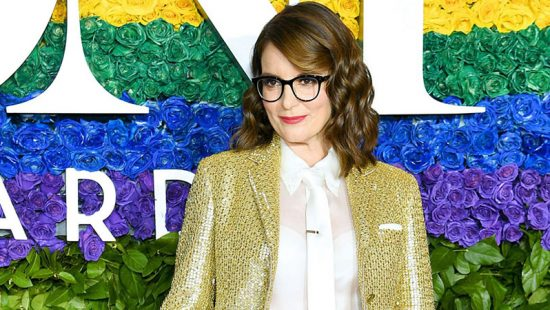 Tina Fey attends the 73rd Annual Tony Awards