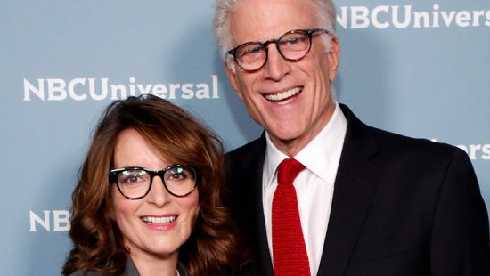 The Hollywood Reporter: NBC's Ted Danson-Tina Fey Comedy Was Originally a '30 Rock' Spinoff