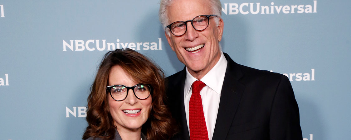 Tina Fey to Write and Produce Comedy Series Starring Ted Danson for NBC