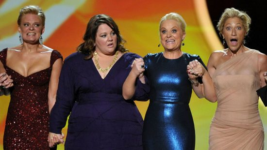 EW: The untold story of Emmy's 2011 comedy actress 'pageant'