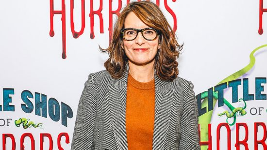 Tina Fey attends 'Little Shop Of Horrors' Opening Night