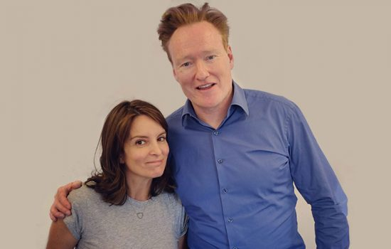 Tina Fey Interviewed on 'Conan O'Brien Needs A Friend' Podcast