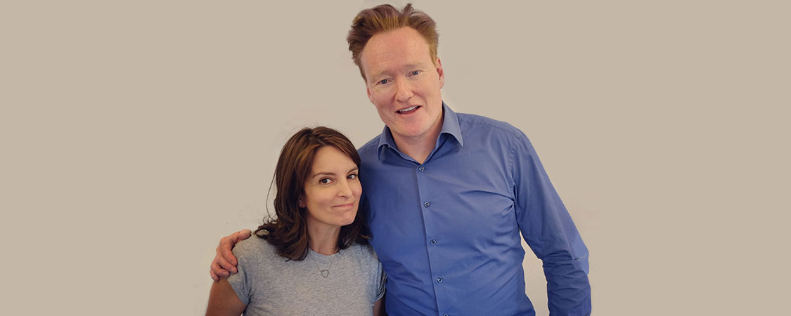 Tina Fey Interviewed on 'Conan O'Brien Needs A Friend' Podcast