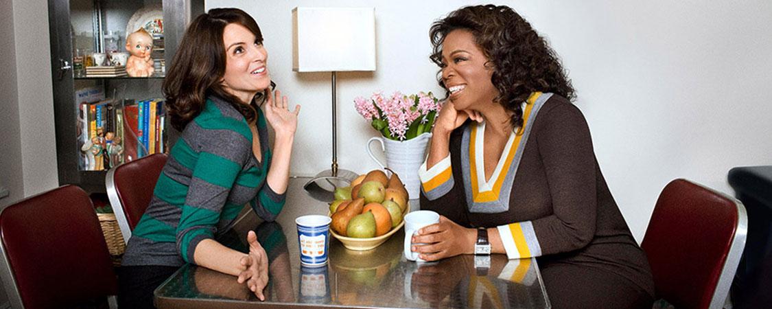 Tina Fey to join Oprah on wellness tour
