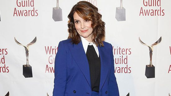 Tina Fey attends the 72nd Annual Writers Guild Awards