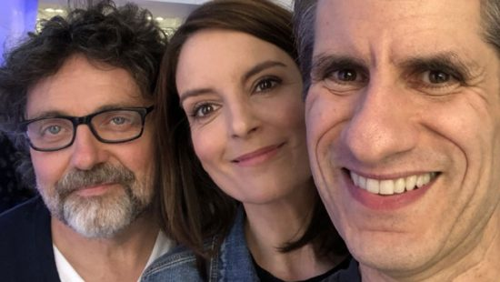 Tina Fey on Seth Rudetsky's Back to School Podcast