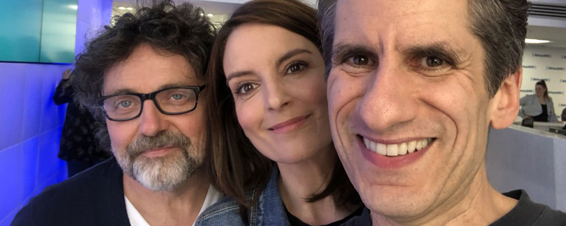 Tina Fey to appear on Seth Rudetsky's 'Back to School' podcast