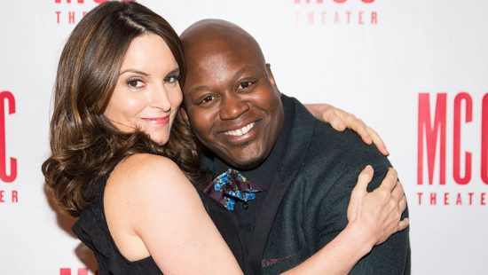 "Tina Fey and Tituss Burgess Talk ""Unbreakable Kimmy Schmidt"" Special with Out Magazine"
