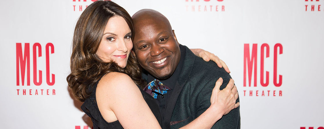 """Tina Fey and Tituss Burgess Talk """"Unbreakable Kimmy Schmidt"""" Special with Out Magazine"""