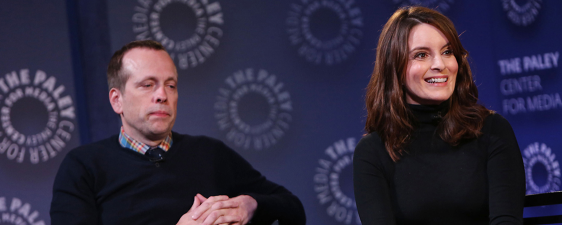 """Tina Fey and Robert Carlock Talk """"Unbreakable Kimmy Schmidt"""" Special with The Hollywood Reporter"""