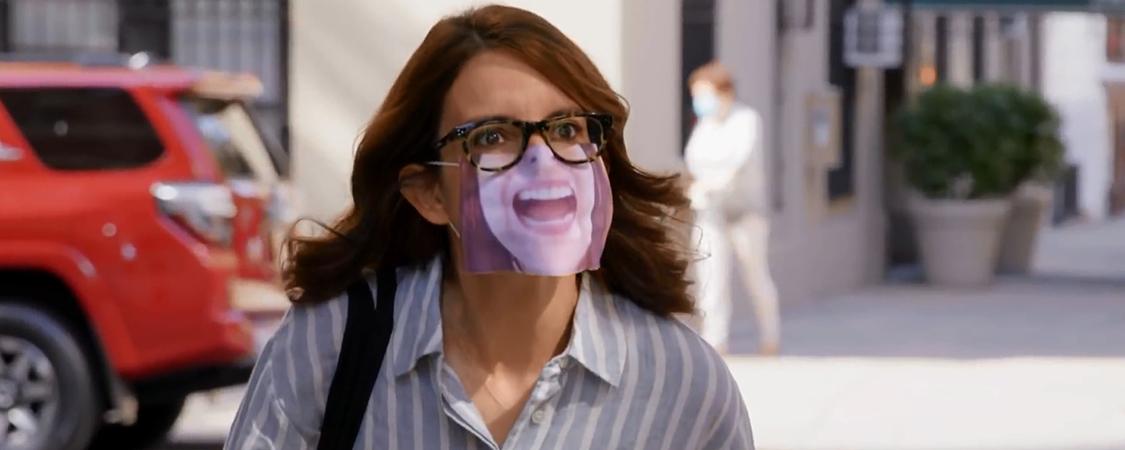 '30 Rock' Reunion Teaser Trailer: Tina Fey's Liz Lemon Takes On Maskless New Yorker