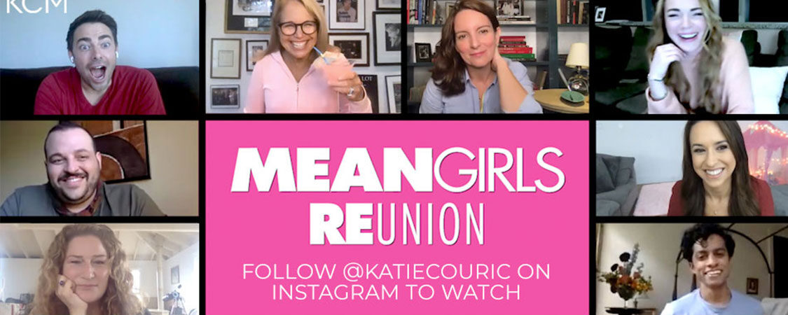 Mean Girls cast reunites on Mean Girls Day to help get out the vote