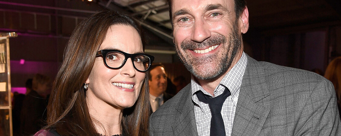 Tina Fey and Jon Hamm to Star in John Slattery-Directed Movie 'Maggie Moore(s)'