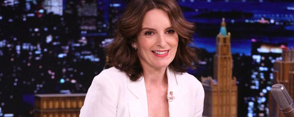 Tina Fey talks 'Girls5eva' and 'Mr. Mayor' on The Tonight Show Starring Jimmy Fallon