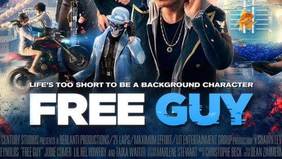 Tina Fey makes a cameo on 'Free Guy'