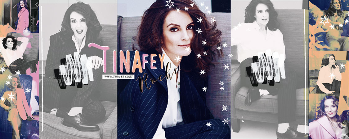 Welcome to the new version of Tina Fey Rocks!